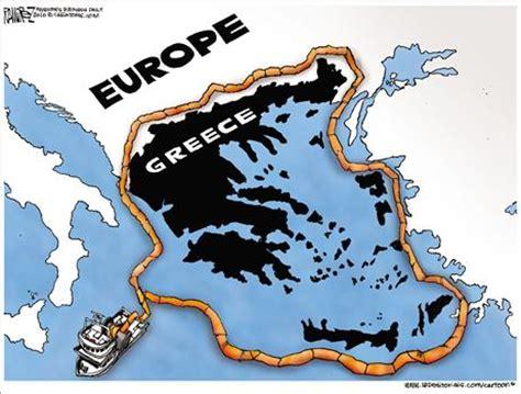 greece leaves  euro expatriate