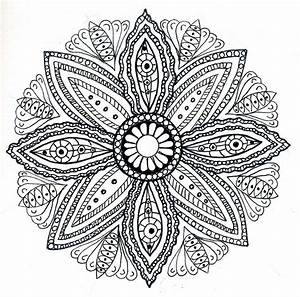 Free Coloring Pages Mandala - Free Coloring Pages