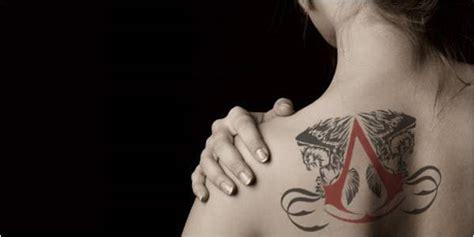 11+ Assassins Creed Tattoo Designs