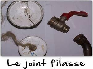 Joint Fibre Ou Caoutchouc : joint teflon ou filasse filasse vs joint fibre joint ~ Melissatoandfro.com Idées de Décoration