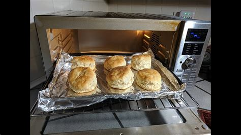oven biscuits frozen smart fryer bravo air nuwave xl toaster