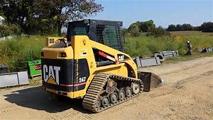 Cat 247 Skid Steer Caterpillar