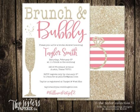 bridal shower invitation templates creatives word