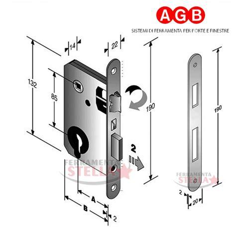 serrature per porte interne serratura patent piccola x porte interne bussole centro