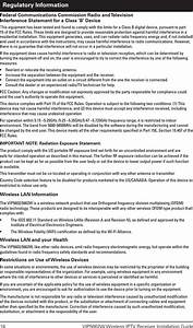 Arris Group Vip5662w Wifi Stb User Manual