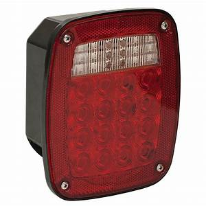 Buyers 5626738 5 4 U0026quot  38 Led Red 3