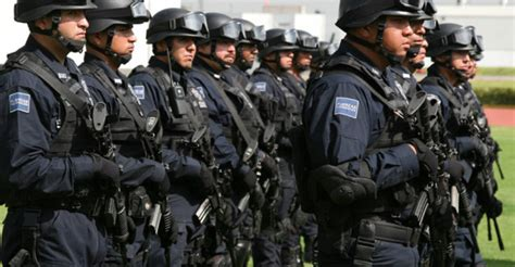 Policía Federal lanza decálogo para que sus agentes se