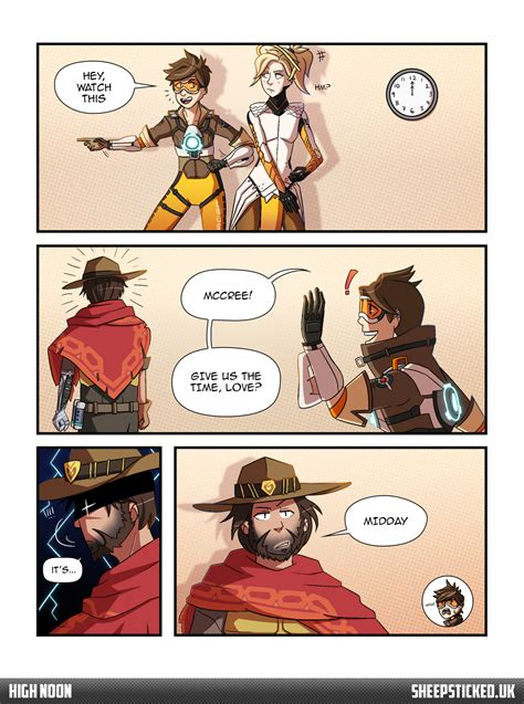 Mccree Memes - you had one job mccree overwatch know your meme