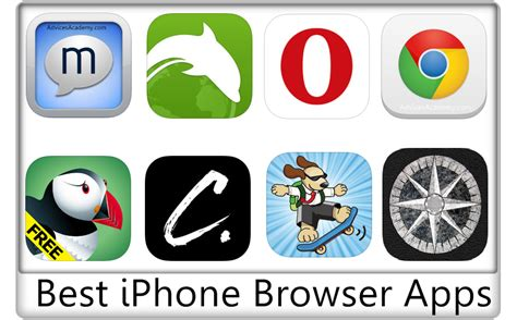 best browser for iphone 10 best iphone browser app 2016 advicesacademy