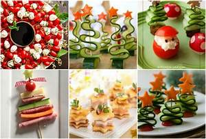 Snacks Für Silvester : 15 super coole ideen f r winterliche party snacks ~ Frokenaadalensverden.com Haus und Dekorationen