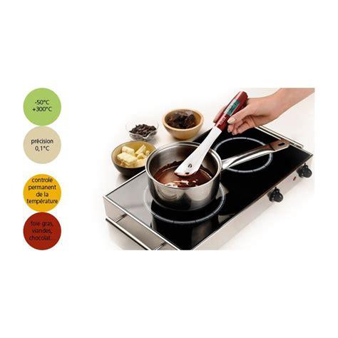 sonde cuisine professionnel thermomètre digital spatule