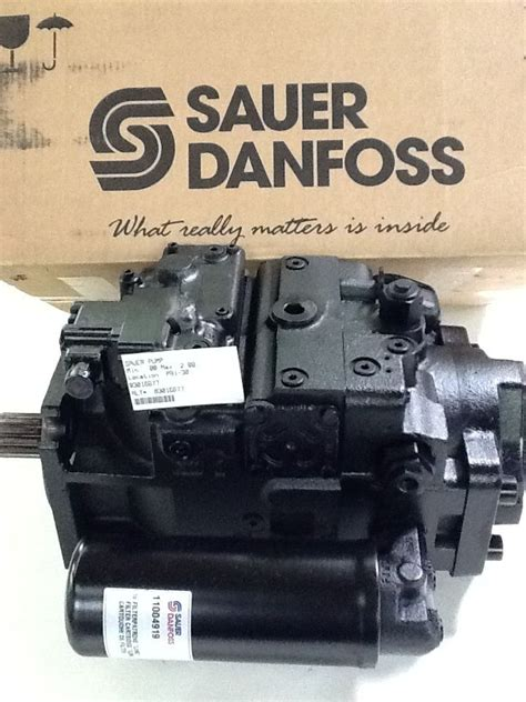 90 Series 130 CC Sauer Danfoss Variable Displacement Pump ...