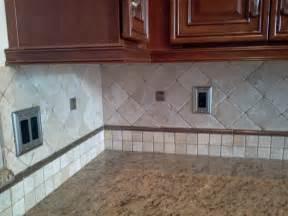 backsplash kitchen custom kitchen backsplash countertop and flooring tile installation