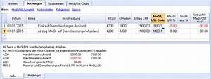 Mwst Abrechnung : bezugsteuer auf dienstleistungen banana accounting software ~ Themetempest.com Abrechnung