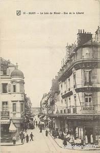 Miroir De Rue : cpa france 21 dijon le coin du miroir rue de la ~ Melissatoandfro.com Idées de Décoration