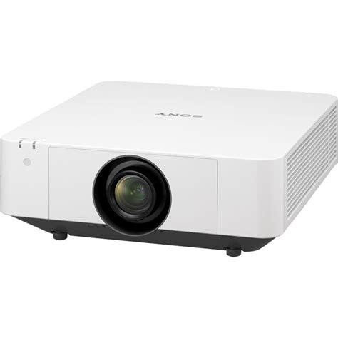 sony vpl fh60 wuxga 5000 lumens 3lcd l projector vpl fh60 w
