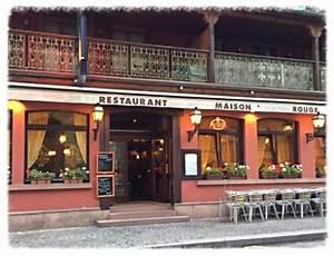 Restaurants In Colmar : exterior view of the restaurant at colmar picture of la maison rouge colmar tripadvisor ~ Orissabook.com Haus und Dekorationen