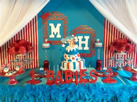 Thing One And Thing Two Decorations - thing 1 and thing 2 baby shower baby shower ideas