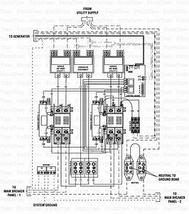 Generac Rts Transfer Switch Wiring Diagram