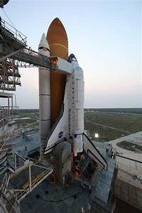 STS-135 Payload at the Launch Pad | Aerospace & Defence News