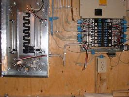 A Panel Sub Panel Wiring by How To Install A Subpanel
