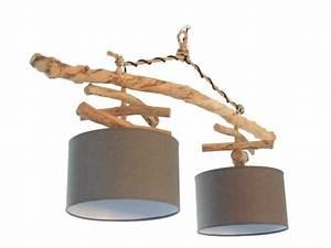 Lustre En Bois Flotté : les 25 meilleures id es concernant lustre en bois flott ~ Dailycaller-alerts.com Idées de Décoration