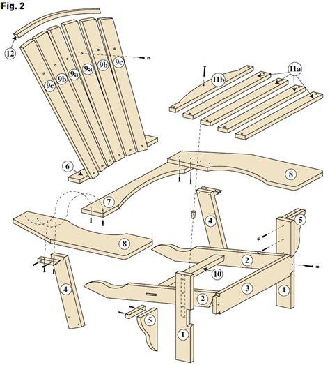 plan chaise de jardin en bois plan de chaise longue en bois maison design bahbe com