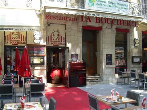 la cuisine niort la boucherie niort 6 avenue of the republic of place