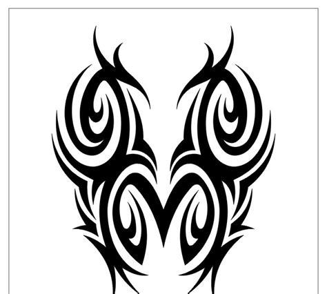 tattoo tribal gambar seni tattoo