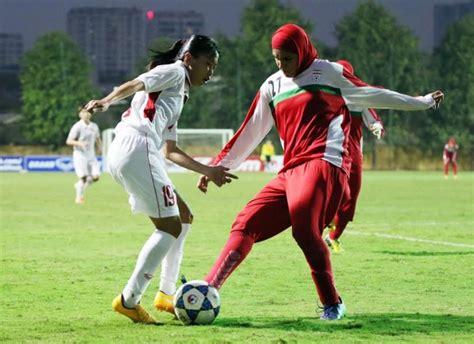 Kết Quả Trận Việt Nam Vs Iran, Vòng Loại Bóng đá Nữ Châu Á