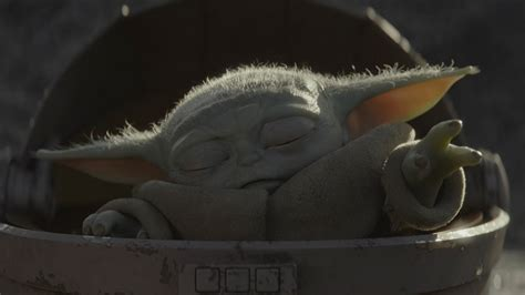 The Mandalorian Baby Yoda Star Wars 2860x1608