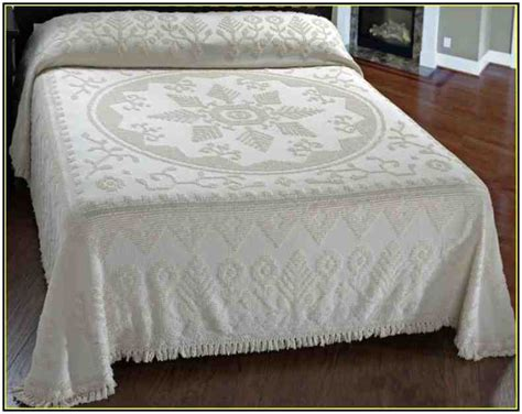 king size bed spreads cotton chenille bedspread king size decor ideasdecor ideas
