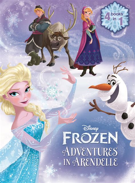 Frozen: Adventures in Arendelle   Disney Books   Disney ...