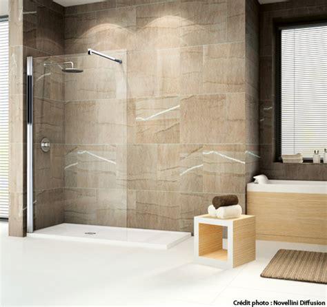 carrelage mural salle de bain zen