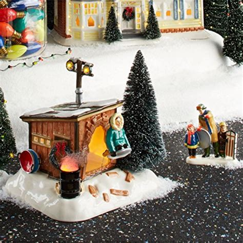 dept 56 christmas vacation village department 56 national loon vacation griswold sled shack new ebay