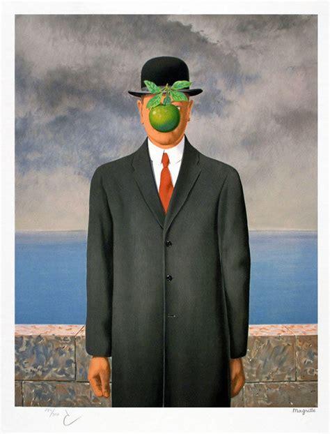 chambre artiste l 39 influence des tableaux de magritte sur la publicité