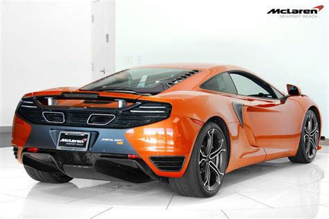orange mclaren 12c orange mclaren 12c high sport looks stunning gtspirit
