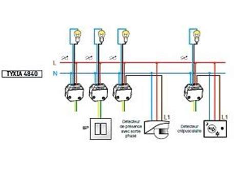 schema de commande eclairage commande domotique delta dore achat vente de commande