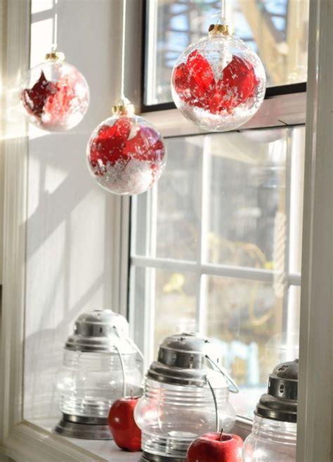 Weihnachtsdeko Fürs Fenster Selber Machen by Weihnachtsdeko Fenster 30 Hervorragende Fensterdeko