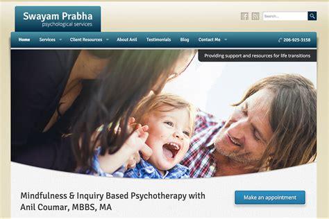 good examples  therapist wordpress websites day
