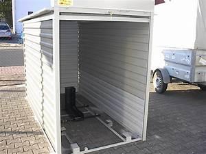 Motorrad Garagen Fertiggaragen : motorradgarage kleingarage mit metallrollo von agur trailer ~ Markanthonyermac.com Haus und Dekorationen