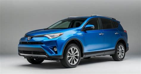 toyota rav hybrid price release date interior