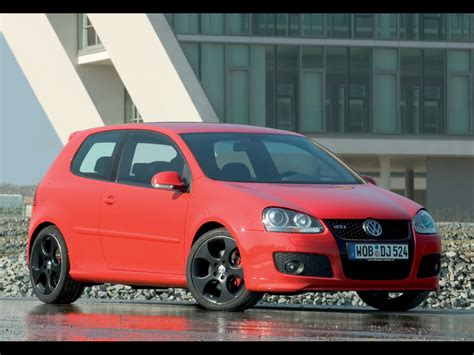 2006 Volkswagen Golf Gti Edition 30 Side Angle