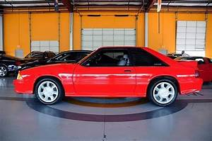 93 FORD MUSTANG SVT COBRA HATCHBACK 5.0L V8 MANUAL POWER-FEATURES ROOF for sale: photos ...