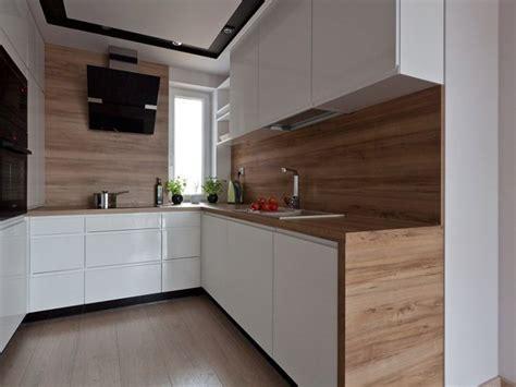 crédence en stratifié pour cuisine plan de travail cuisine 50 idées de matériaux et couleurs