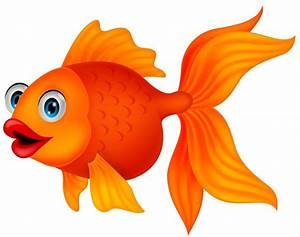 Cute Goldfish Clipart | Free download best Cute Goldfish ...