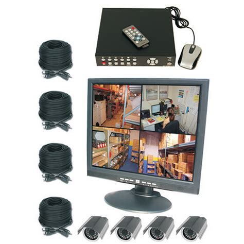 Doityourself Security Camera Surveillance Systems For