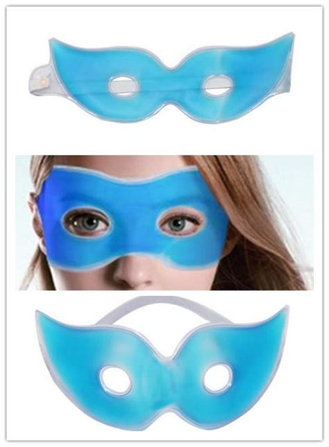 therapeutics soothing beauty eye mask reusable ice cold