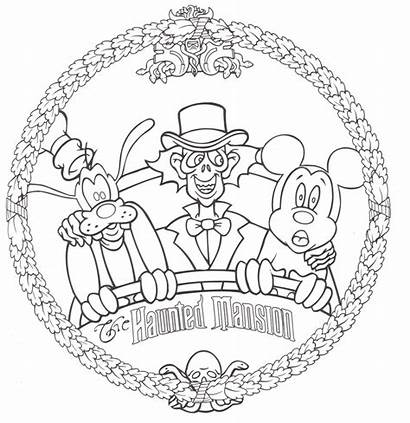 Disney Haunted Mansion Clipart Walt Swap Rider