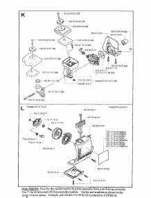 Parts For Husqvarna 326l Grass Line Trimmer
